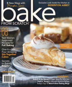 Bake from Scratch – September-October 2019