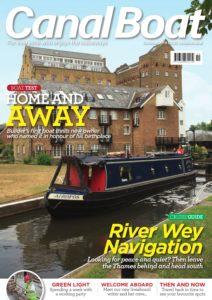 Canal Boat – September 2019