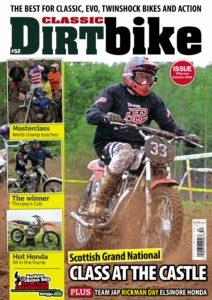 Classic Dirt Bike – August 2019