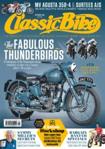 Classic Bike UK – September 2019