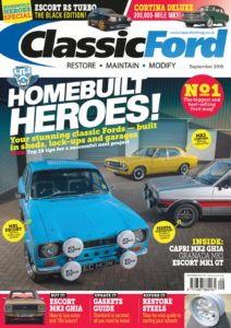 Classic Ford – September 2019