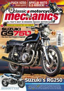 Classic Motorcycle Mechanics – September 2019