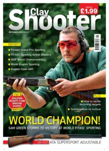Clay Shooter – September 2019