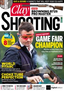 Clay Shooting – September 2019