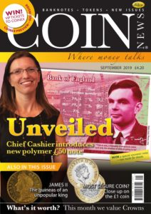Coin News – September 2019