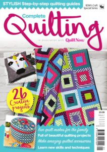 Complete Quilting – August 2019