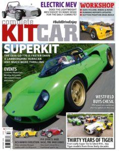 Complete Kit Car – September 2019