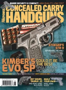 Concealed Carry Handguns – August 2019