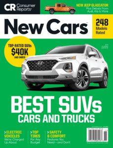 Consumer Reports New Cars – November 2019