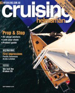 Cruising Helmsman – September 2019