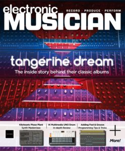 Electronic Musician – October 2019
