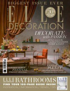 Elle Decoration UK – October 2019