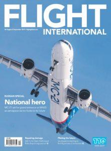 Flight International – 20 August 2019