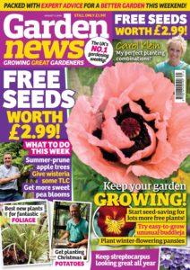 Garden News – 30 July 2019