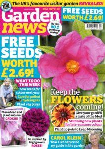 Garden News – 20 August 2019