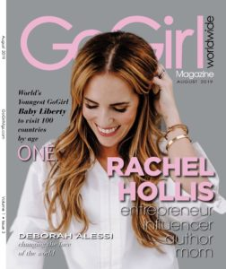 GoGirl Worldwide Magazine – August 2019