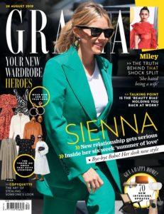 Grazia UK – 20 August 2019