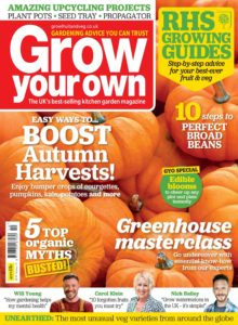 Grow Your Own – September 2019