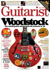 Guitarist – September 2019