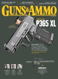 Guns & Ammo – October 2019