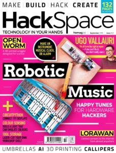 HackSpace – September 2019