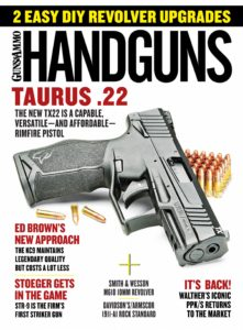 Handguns – October-November 2019