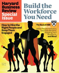 Harvard Business Review OnPoint – July 2019