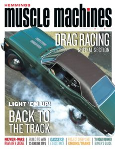 Hemmings Muscle Machines – October 2019