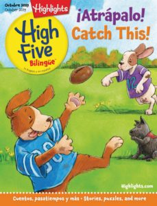 Highlights High Five Bilingue – October 2019