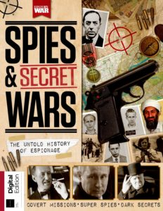 History of War Spies & Secret Wars – Third Edition 2019