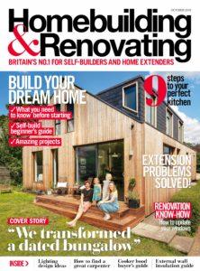Homebuilding & Renovating – October 2019