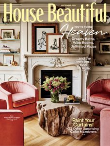 House Beautiful USA – September 2019