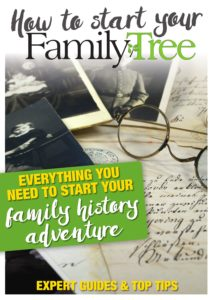 How To Start Your Family Tree – August 2019