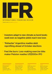 IFR Magazine – August 31, 2019