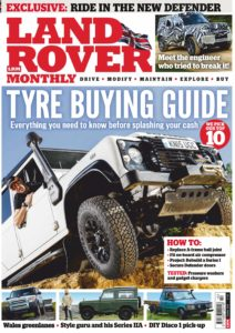 Land Rover Monthly – October 2019