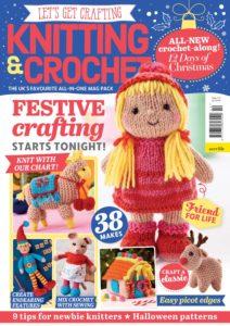 Lets Get Crafting Knitting & Crochet – October 2019