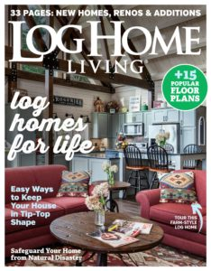 Log Home Living – September 2019