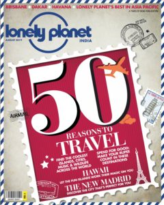 Lonely Planet India – August 2019