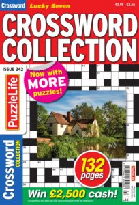Lucky Seven Crossword Collection – August 2019