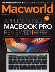 Macworld USA – September 2019