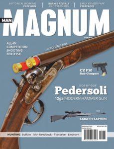 Man Magnum – September 2019