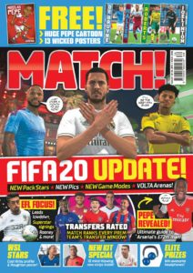 Match! – August 20, 2019
