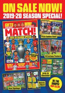 Match! – August 27, 2019