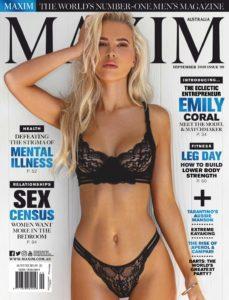 Maxim Australia – September 2019