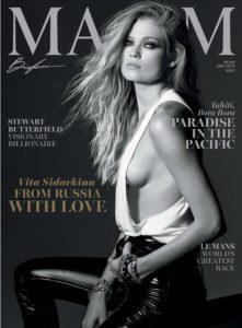Maxim USA – September 2019