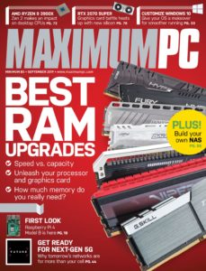 Maximum PC – September 2019