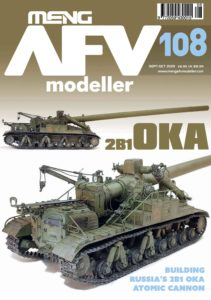 Meng AFV Modeller – September-October 2019