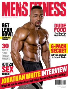 Mens Fitness South Africa – August-September 2019
