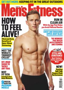 Mens Fitness UK – October 2019