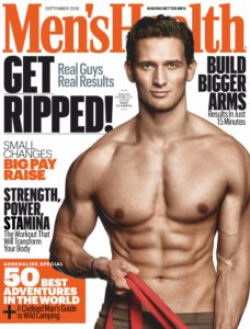 Mens Health South Africa – September 2019